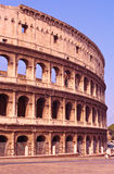 colosseum italy rome Arkivfoton
