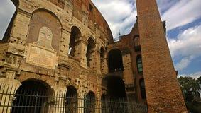 colosseum italy rome Royaltyfri Fotografi