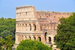 colosseum italy rome Arkivbilder