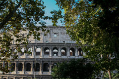 colosseum italy rome Fotografering för Bildbyråer