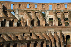Colosseum, largest amphitheatre in the world Stock Photography