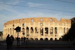 Colosseum no verão imagem de stock