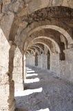 Colosseum o Amphitheatre romano fotografia de stock royalty free