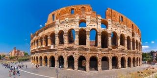Colosseum ou coliseu em Roma, Itália fotos de stock