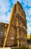 Colosseum ou Flavian Amphitheatre em Roma, Itália foto de stock