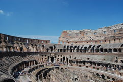 Colosseum, Oud Rome, Italië Royalty-vrije Stock Afbeelding