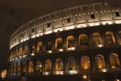 Colosseum par Night photos libres de droits