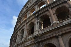 Colosseum. This is a picture I took while touring Europe and visiting the Colosseum Stock Images