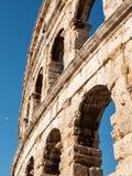 Colosseum Pula, Kroatien Arkivfoton