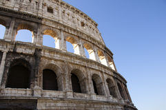 Colosseum in Rom lizenzfreie stockbilder