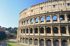 Colosseum in Rom Lizenzfreies Stockfoto