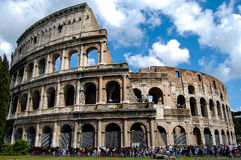 Colosseum in Rom Lizenzfreies Stockbild