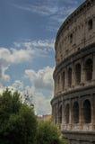 Colosseum in Rom lizenzfreies stockbild