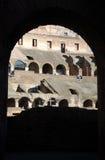 Colosseum in Rom Stockfoto