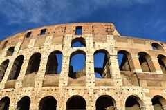 Colosseum, Rom Lizenzfreies Stockfoto
