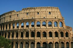 Colosseum, Rom Stockfoto