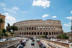 Colosseum in Rom Stockfotografie