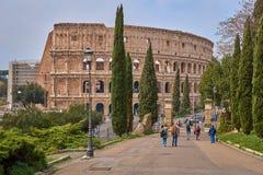Colosseum Rom lizenzfreies stockfoto