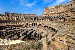 Colosseum, Rom Stockbild
