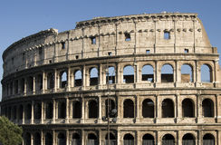 Colosseum in ROM Immagine Stock