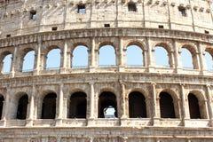 Colosseum in Rom- - Flavian Amphitheatre-Nahaufnahme, Italien, Europa lizenzfreie stockfotos