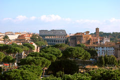 Colosseum Rom Italien Stockbilder