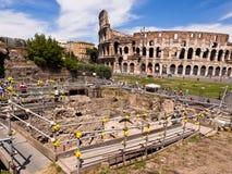 Colosseum Rom Italien Lizenzfreie Stockfotos