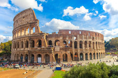 Colosseum in Rom, Italien lizenzfreie stockfotografie