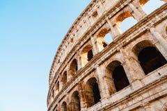 Colosseum rom Italien Lizenzfreies Stockfoto