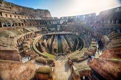 Colosseum a Roma Immagini Stock Libere da Diritti