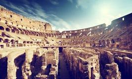 Colosseum a Roma fotografie stock libere da diritti