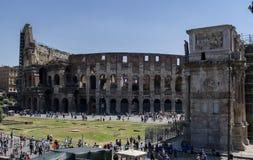 Colosseum Roma Foto de Stock Royalty Free