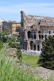Colosseum a Roma Immagine Stock