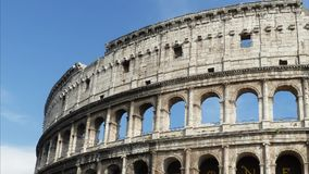 Colosseum, Roma almacen de metraje de vídeo
