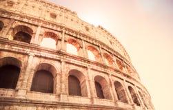 Colosseum Roma Fotografie Stock