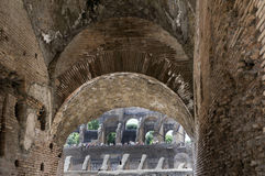 Colosseum-Roma Itália Fotos de Stock