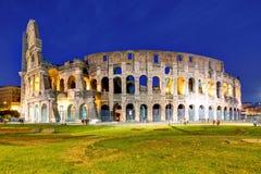 Colosseum, Roma, Italia Fotografía de archivo