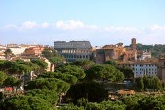 Colosseum Roma Italia immagini stock