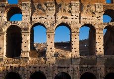 Colosseum a Roma, Italia Fotografia Stock