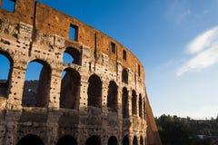 Colosseum a Roma, Italia Fotografie Stock Libere da Diritti