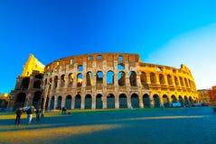 Colosseum a Roma, Italia Fotografie Stock