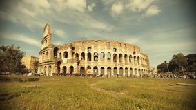 Colosseum, Roma, Italia metrajes