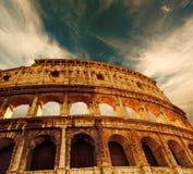 Colosseum (Roma, Italia) fotografía de archivo