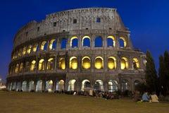 Colosseum Roma Italia Fotografía de archivo libre de regalías