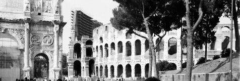 The Colosseum - Roma - Italy Stock Photo