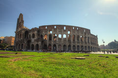Colosseum in Roma, Italy Stock Photo