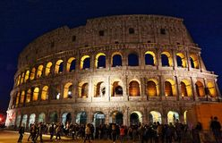 Colosseum romain images stock