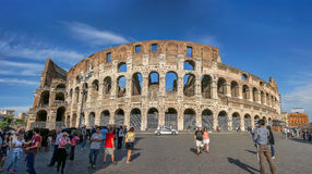 Colosseum romain Photos libres de droits