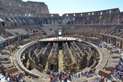 Colosseum romain Photo libre de droits