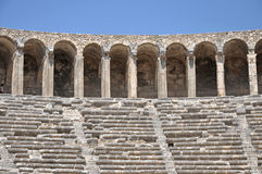 Colosseum the Roman Amphitheatre Royalty Free Stock Photography